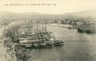 Marseille – eine Stadt aus Schiffen